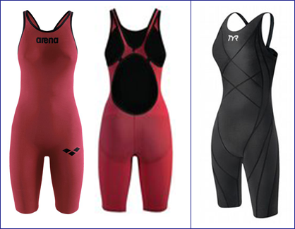 Женский плавательный костюм для соревнований