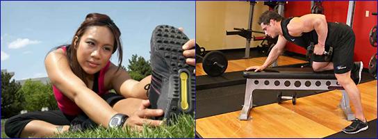 Восстановление мышц после силовых тренировок